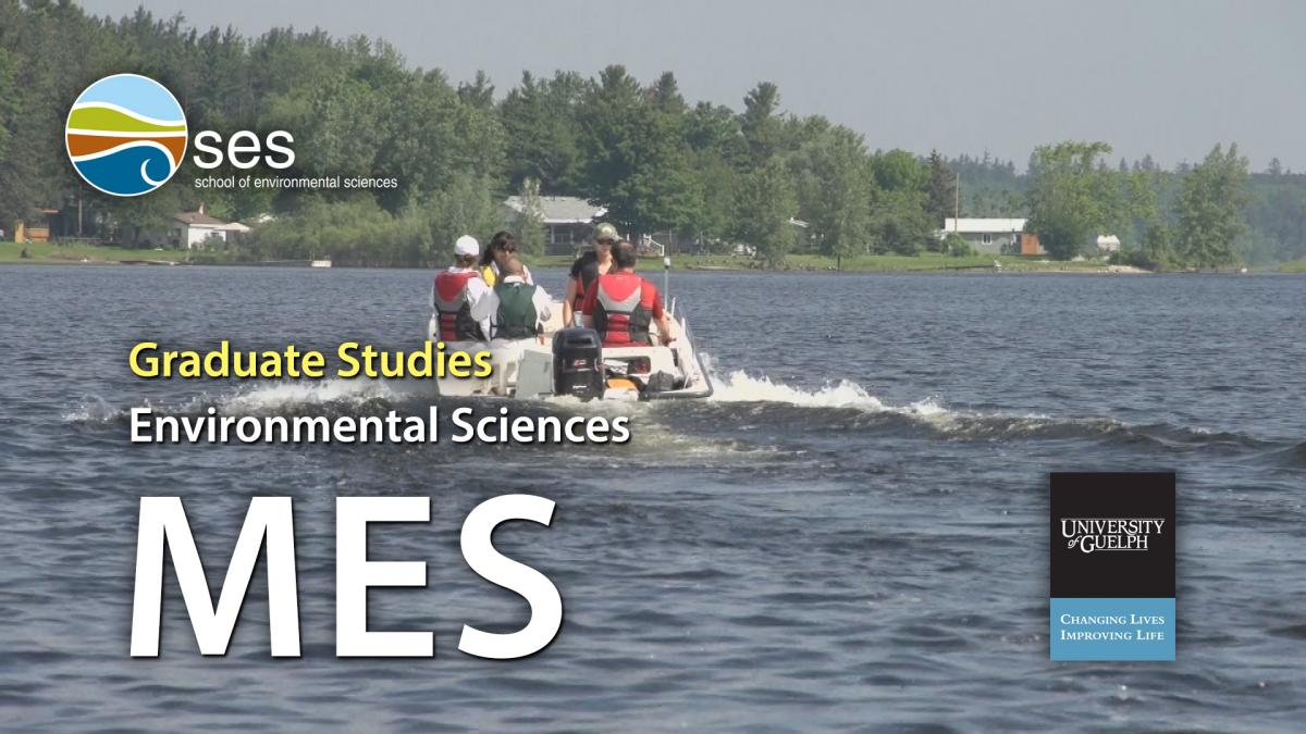 Watch the Master of Environmental Science video on YouTube